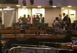 Manhã de tensão na ALPB após envolvimento de duas parlamentares em nova etapa da Calvário