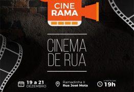 Segue até sábado cinema de rua promovido pelo Comunicurtas em Campina Grande/PB