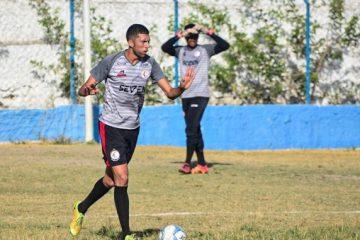 Campinense perde jogo-treino, mas Canindé faz avaliação positiva do time