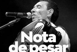 Edna e João Henrique emitem nota de pesar pelo falecimento do cantor e compositor Dejinha de Monteiro