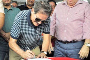 79218673 556962991793282 9044602716172582912 n 601x465 360x240 - Tião Gomes comemora autorização de pavimentação da PB-087 durante solenidade com governador