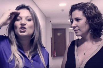 Joice a Carla Zambelli: 'Quem me perguntou se você era prostituta foi o presidente' – VEJA VÍDEO