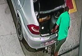 Vídeo mostra explosão de carro durante abastecimento em posto de combustíveis – VEJA
