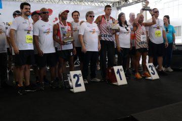Governo do Estado recebe mais de mil participantes em corrida beneficente no Centro de Convenções