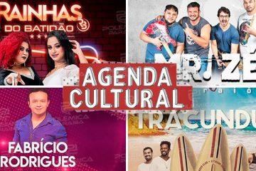 86a9cecb 214b 420a b828 60bca43593dc 360x240 - AGENDA CULTURAL: Mais de 50 eventos embalam o fim de semana em João Pessoa