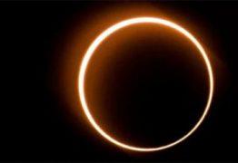 ANEL DE FOGO: Eclipse solar é visto na Ásia, África e Austrália – VEJA VÍDEO