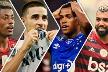 Última rodada do Campeonato Brasileiro guardas boas brigas na tabela – Confira
