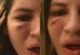 Esposa de goleiro do São Paulo explica por que não prestou queixa à polícia
