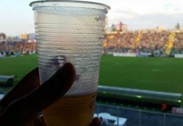 Lei que autoriza venda de bebida alcoólica nos estádios da Paraíba é aprovada