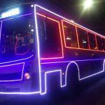 Bus Natalino Araras 150x150 - Ônibus natalino começa a circular em João Pessoa