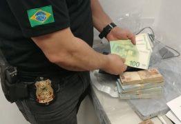Polícia Federal apreende notas de euro em casa de um dos alvos da Calvário; VEJA VÍDEO