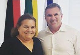 Julian Lemos diz que juíza Conceição Marsicano é 'patrimônio moral' e reforça convite para disputa em Bayeux