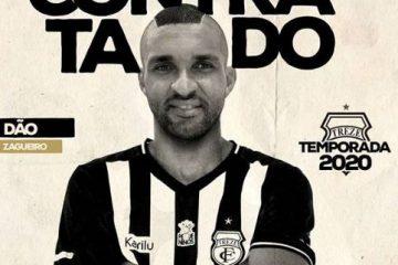 Zagueiro anunciado não deve ficar e Treze contrata mais um para a defesa