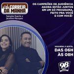 Capturar 27 150x150 - MUDANÇA NA RÁDIO: Jaceline Marques assume lugar de jornalista envolvido em esquema