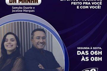 Capturar 27 360x240 - MUDANÇA NA RÁDIO: Jaceline Marques assume lugar de jornalista envolvido em esquema