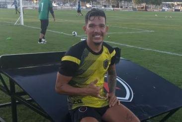 Capturar 41 - Rodrigo Andrade afirma estar adaptado ao Botafogo-PB e diz onde pode ser utilizado pelo treinador