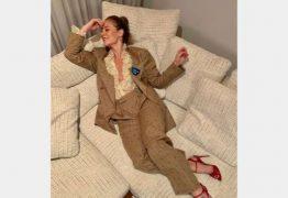 Paolla Oliveira usa look da Gucci de 23 mil reais