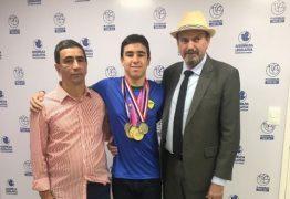 ALPB aprova Moção de Aplauso para atleta paraibano Daniel Azevedo