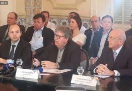 Em coletiva, governador João Azevêdo faz balanço de 2019 – VEJA VÍDEO