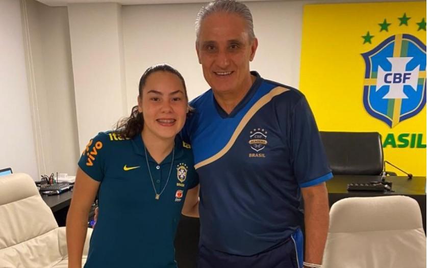 Capturar6 2 - NOVA PROMESSA PARA O BRASIL: Jogadora paraibana, Joyce Andrade, é destaque na seleção feminina de futebol
