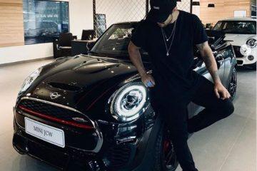 Caio Castro ostenta carro de 240 mil reais