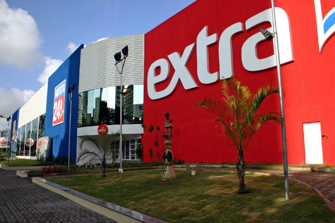 Fachada Site - Hipermercado Extra é reinaugurado em Campina Grande