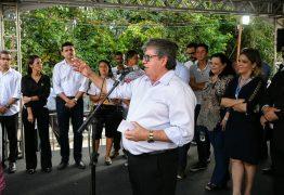 Em solenidade, João Azevêdo diz que 'o povo' é seu 'único e exclusivo' patrão; VEJA VÍDEO