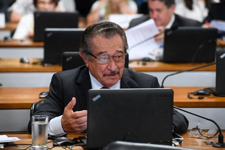 José Maranhão - Maranhão acha cedo avaliar rumos do governo de Bolsonaro
