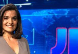 DA PARAÍBA PARA O BRASIL: Larissa Pereira entra para rodízio fixo de apresentadores do Jornal Nacional