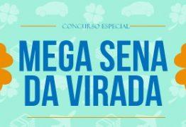 BOLADA: Mega da Virada tem prêmio estimado em R$ 300 milhões