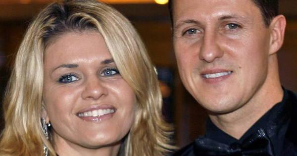 Mulher sugere melhora no tratamento de Michael Schumacher - Mulher sugere melhora no tratamento de Michael Schumacher