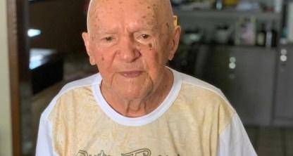 LUTO: morre pai do jornalista Fernando Braz, Pedro Pereira Braz