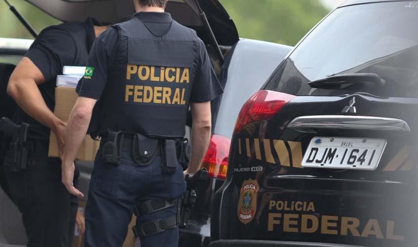Policia Federal Operação - ARPÃO DE NETUNO: PF deflagra operação para desarticular 'Nova Okaida RB' na Paraíba e São Paulo