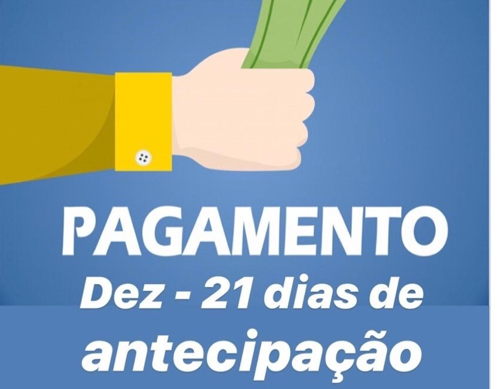 SmartSelect 20191209 094753 Chrome - São José de Piranhas inicia pagamento da segunda parcela do 13° salário e folha de Dezembro.