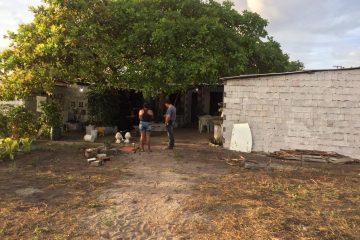 TERREIRO 360x240 - Pai de Santo é encontrado morto a tiros em Casa de Candomblé na Capital