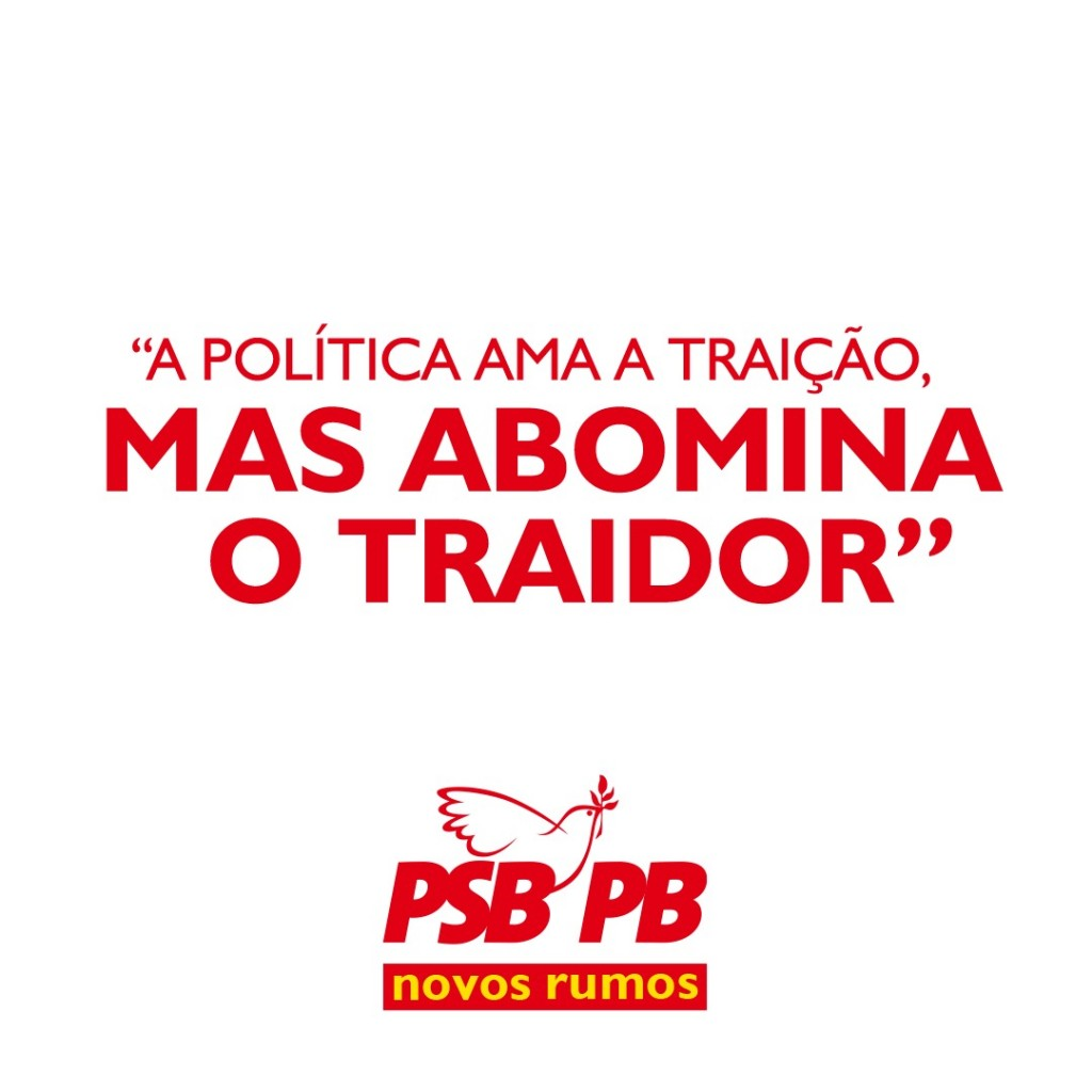 WhatsApp Image 2019 12 03 at 16.19.30 - PSB emite nota e diz que desfiliação de João Azevedo é a formalização de um ato de traição: 'Esqueceu de governar para fazer intrigas'