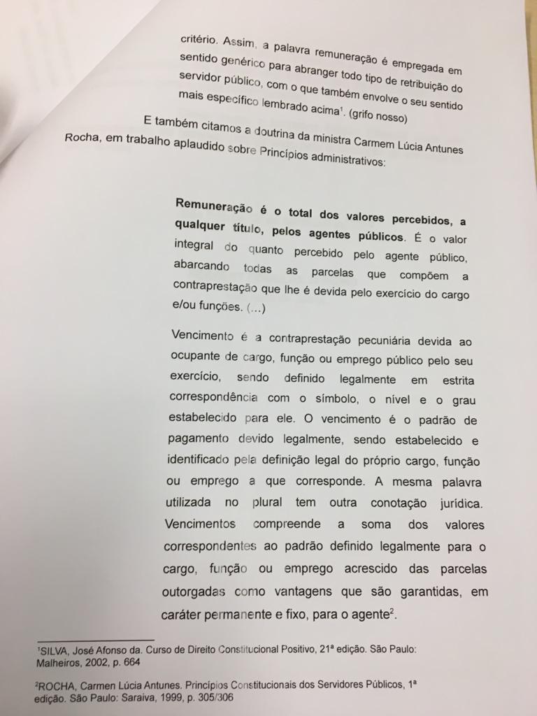 WhatsApp Image 2019 12 03 at 18.11.16 1 - Após apelação de Governo do Estado, MP emite parecer para que policiais civis recebam plantões com base em remuneração - ENTENDA