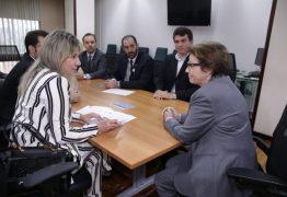 Em Brasília, Edna Henrique pede recursos para produção leiteira na PB