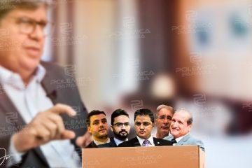 SUCESSÃO MUNICIPAL: o rompimento no PSB e as opções de João Azevêdo para PMJP