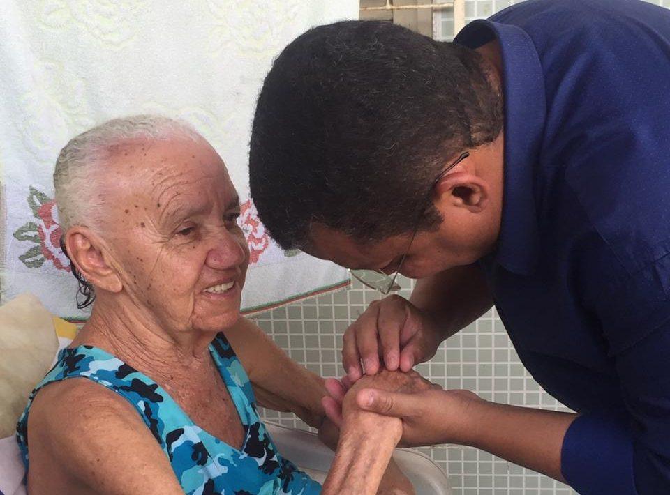 WhatsApp Image 2019 12 08 at 15.56.21 e1575834330192 - ANIVERSÁRIO DA SÃO RAFAEL: Nilvan Ferreira faz ação de pré campanha em comunidade