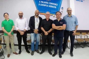 Alek Maracaja é o presidente da regional Abradi em João Pessoa