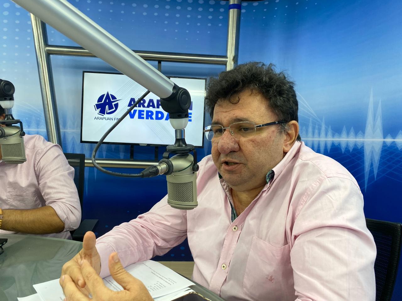 Secretário Claudio Furtado fala sobre plano do governo para a Educação; VEJA VÍDEO