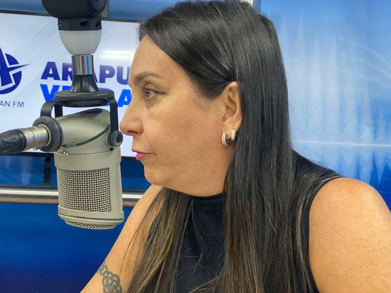 Roseana Meira aposta na qualidade dos produtos da Feira da Economia Solidário e revela: 'Segundo ano consecutivo que compro os presentes da minha família lá'