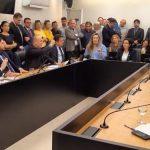 WhatsApp Image 2019 12 11 at 10.30.00 671x375 150x150 - REFORMA DA PREVIDÊNCIA: oposição e situação não se entendem e sessão na CCJ acaba em desentendimentos, na ALPB