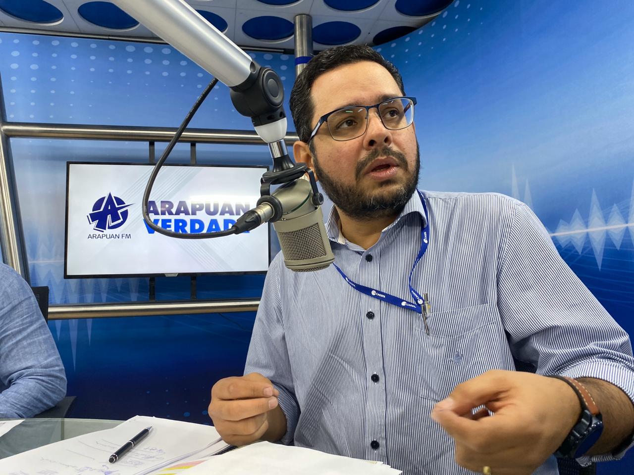 WhatsApp Image 2019 12 12 at 13.56.37 - Presidente da Cagepa, Marcus Vinícius, desmente Gervásio Maia: 'Somente uma companhia pública pode atender, está afastada a tese de privatização'