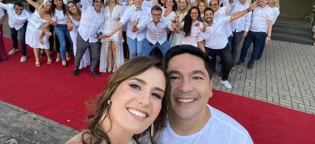 WhatsApp Image 2019 12 13 at 17.13.02 e1576271308702 - Patrícia Rocha comenta novo programa na Arapuan: 'É um formato novo, para mim e para a TV' - VEJA VÍDEO