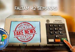 CONTAGEM REGRESSIVA: candidatos poderão ser punidos por 'fake news' de eleitores