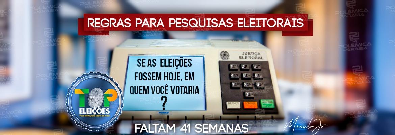 WhatsApp Image 2019 12 26 at 16.27.44 - CONTAGEM REGRESSIVA: pesquisas eleitorais deverão ser registradas no TSE a partir de Janeiro