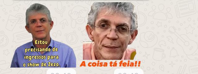 WhatsApp Image 2019 12 28 at 09.02.51 1 - 'CHEGOU A MANGA': além de indignação, 'Calvário' rende charges e até marchinha de carnaval com socialistas