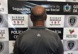 Comissário de Polícia de Pernambuco é preso no município de Conde suspeito de ter abusado sexualmente das cinco filhas menores
